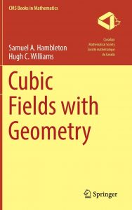 Cover of Cubic Fields with Geometry