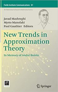 Cover of New Trends in Approximation Theory