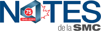 Notes de la SMC (logo)
