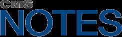 CMS Notes logo