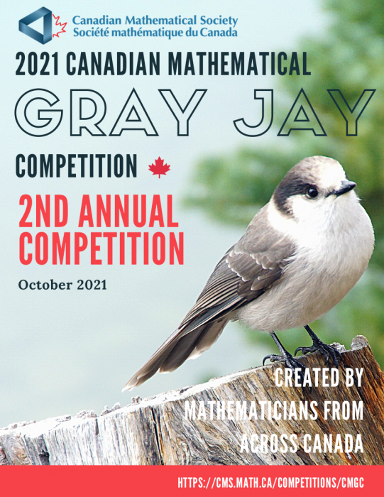 Copy of Gray Jay Competition